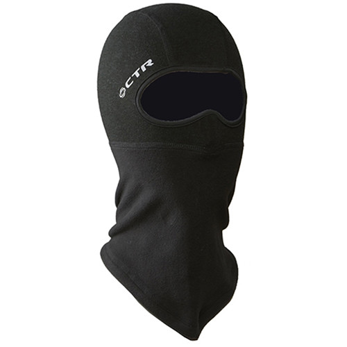 CHAOS-CTR Adrenaline Liner Guard Balaclava (Junior, Black)