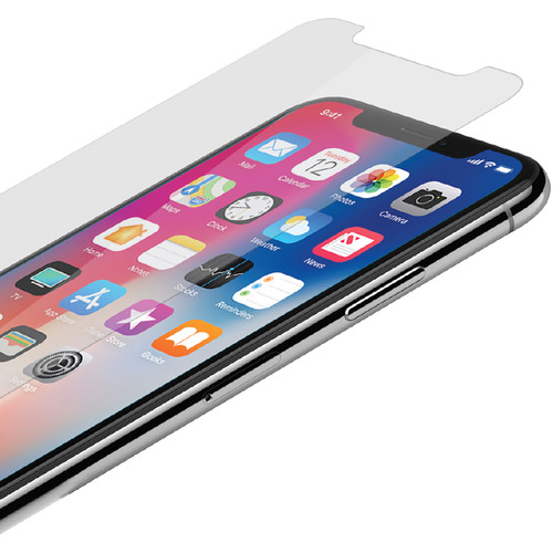 ChargeWorx Glass Screen Protector for iPhone XS