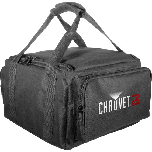 CHAUVET DJ CHS-FR4 VIP Gear Bag (Black)