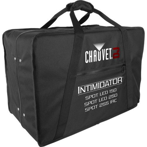 CHAUVET DJ CHS-X5X Case for 2 Intimidator Spot LED 150s, 250s or 255 IRCs (Black)