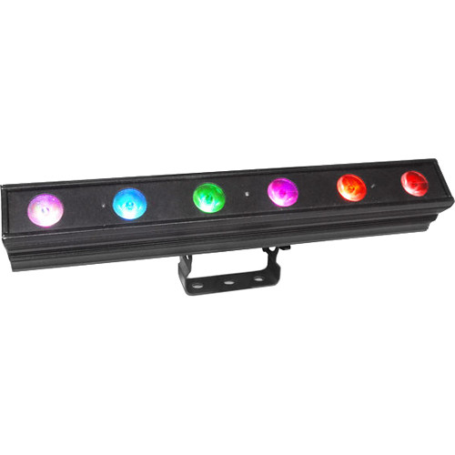 CHAUVET PROFESSIONAL COLORdash Batten Quad-6 - Linear RGBA Wash Fixture
