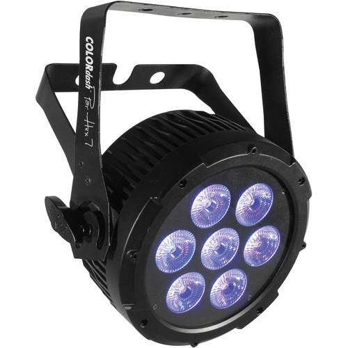 CHAUVET COLORdash Par-Hex 7 LED Light