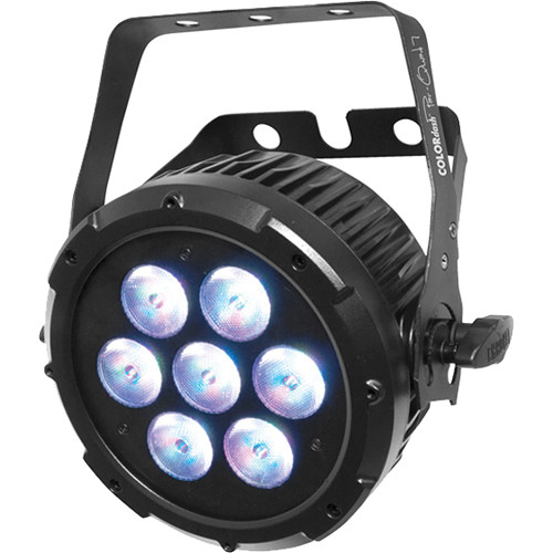 CHAUVET PROFESSIONAL COLORdash Par-Quad 7 RGBA LED Wash Light
