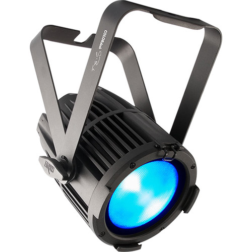 CHAUVET PROFESSIONAL COLORdash S-Par 1 High Power RGBA LED Light (IP65-Rated)