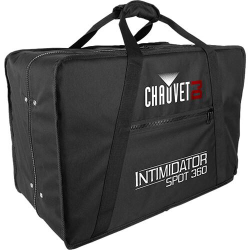 CHAUVET DJ CHS-360 Carry Bag for Intimidator Spot 360 (Black)