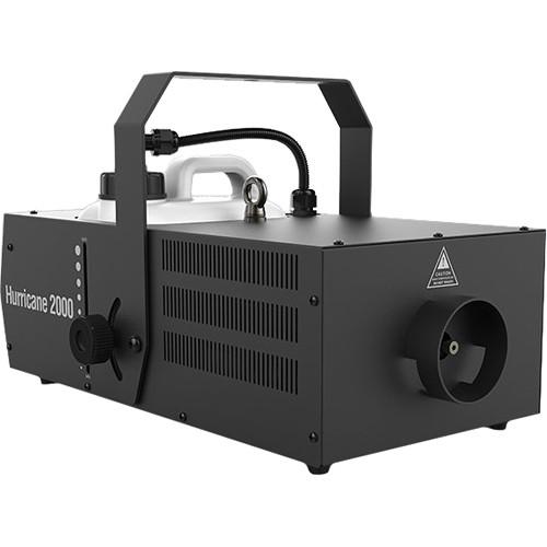 CHAUVET DJ Hurricane 2000 High-Volume Fog Machine
