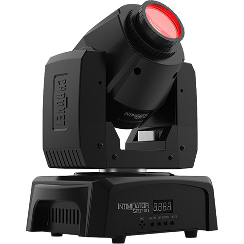 CHAUVET DJ Intimidator Spot 110 LED Moving-Head Light Fixture