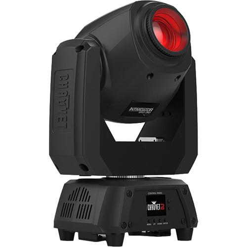 CHAUVET DJ Intimidator Spot 260 LED Moving Head Light Fixture