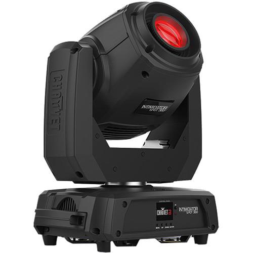 CHAUVET DJ Intimidator Spot 360 LED Moving-Head Light Fixture (Black)