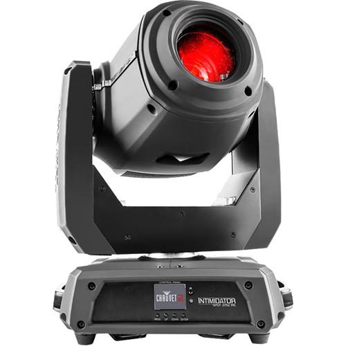 CHAUVET DJ Intimidator Spot 375Z IRC - LED Moving Head (Black)
