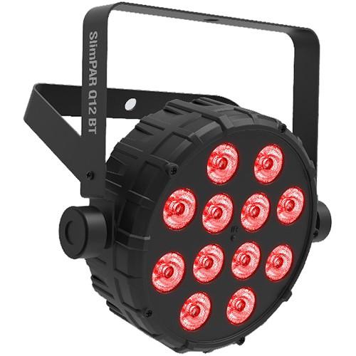 CHAUVET DJ SlimPAR Q12 BT Compact Wash LED (RGBA) PAR with Bluetooth