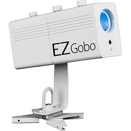 CHAUVET DJ EZ Gobo Battery-Powered LED Gobo Projector