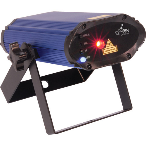 CHAUVET PROFESSIONAL EZMiN RBX Laser with Wireless Remote