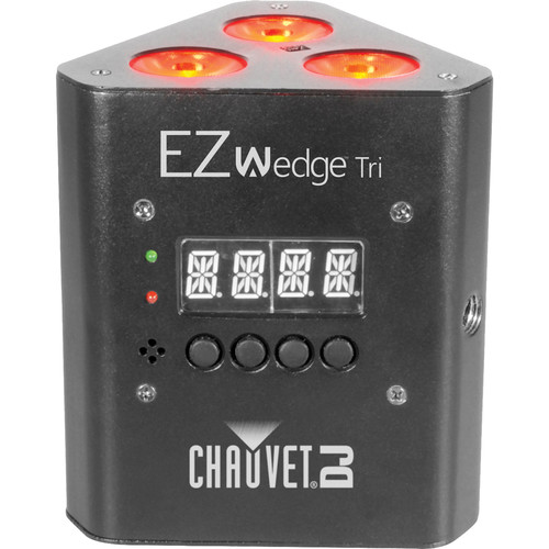 CHAUVET EZWedge Tri LED Wash Light
