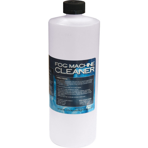 CHAUVET DJ FCQ Fog Machine Cleaner Fluid (1 Qt)