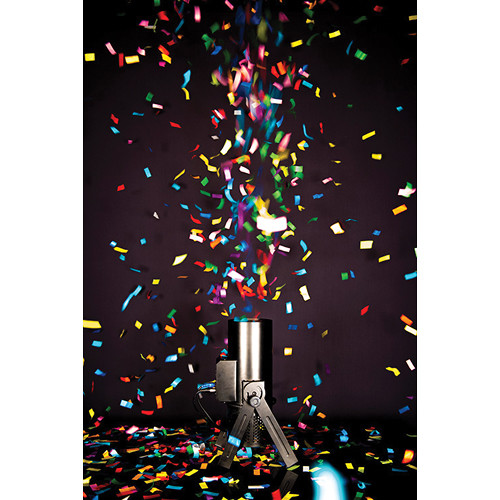 CHAUVET DJ Funfetti Shot Confetti Paper Refill (Multi-Color)