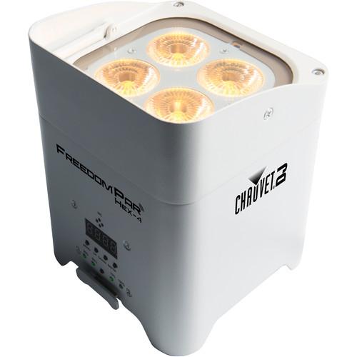 CHAUVET DJ Freedom Par-Hex 4 LED Light (White)