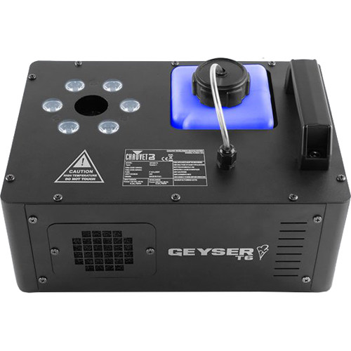 CHAUVET DJ Geyser T6 - RGB LED Effect Fog Machine