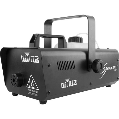 CHAUVET DJ Hurricane 1400 Fog Machine