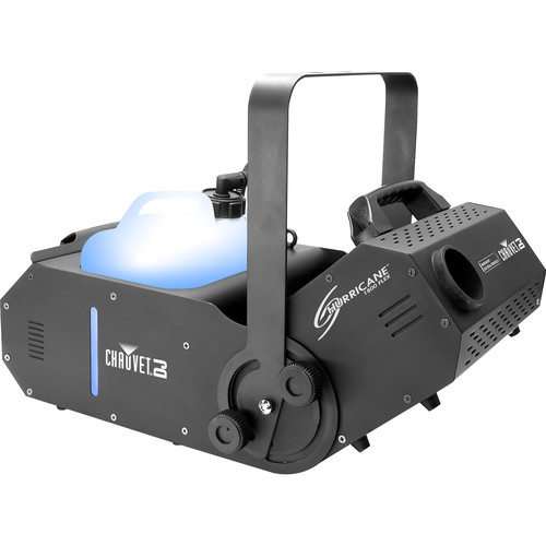 CHAUVET DJ Hurricane H1800 Flex Fog Machine with Wired Remote