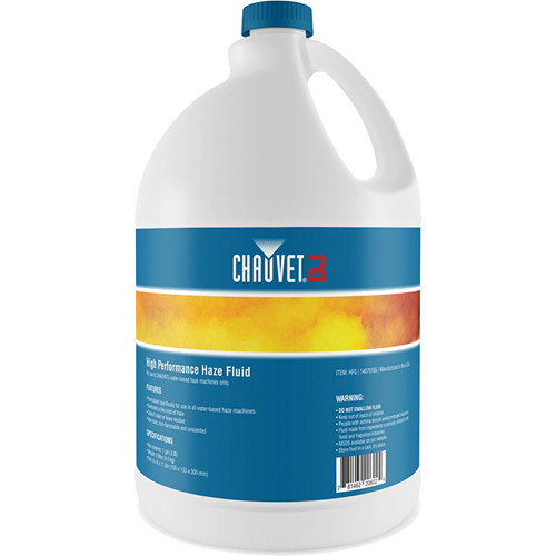 CHAUVET DJ High Performance Haze Fluid - 1 Gallon