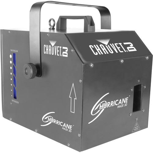 CHAUVET Hurricane Haze 3D - DMX Haze Machine with Wired Remote Control
