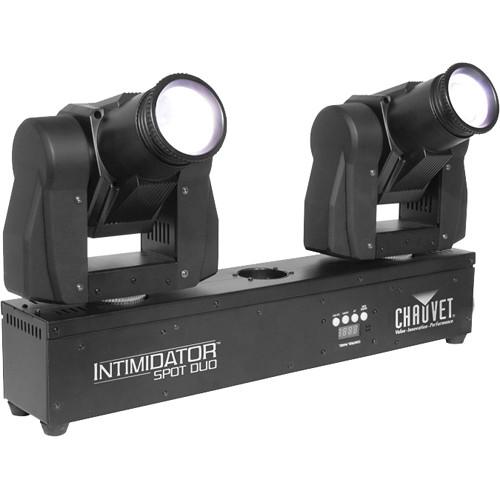 CHAUVET DJ Intimidator Spot Duo