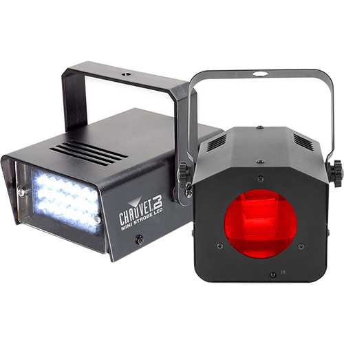 CHAUVET JAM Pack Ruby with IRC-6 Remote Control