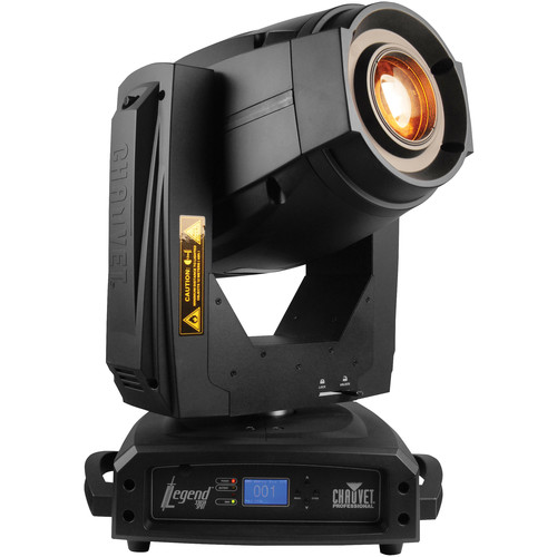 CHAUVET PROFESSIONAL Legend 330SR Spot 2-Pack with Flight Case