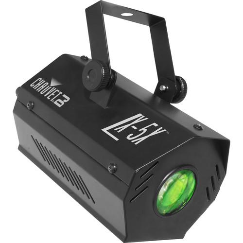 CHAUVET PROFESSIONAL LX-5X Plug-and-Play LED Fixture
