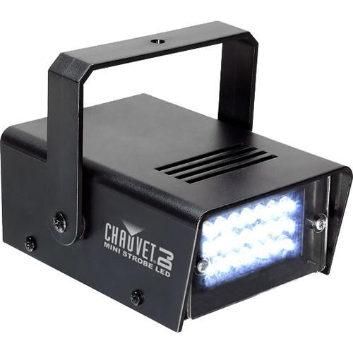 CHAUVET DJ Mini Strobe LED Compact Strobe Light