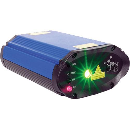CHAUVET MiN Laser FX 2.0 Compact Laser Light