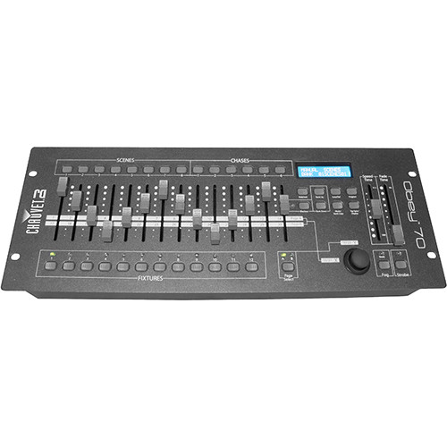 CHAUVET DJ Obey 70 Universal DMX-512 Controller