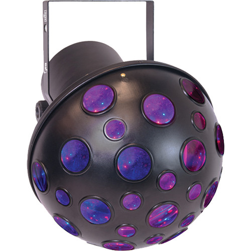 CHAUVET ORB TRI-COLORED LED EFFECT LIGHT