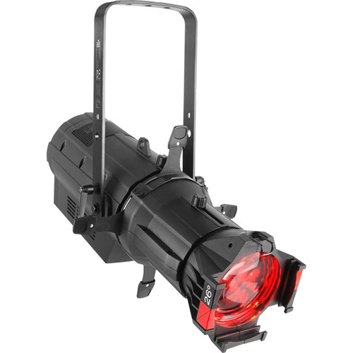 CHAUVET PROFESSIONAL Ovation E-910FC RGBA-Lime Color-Mixing Ellipsoidal Spot with 19-Degree Lens