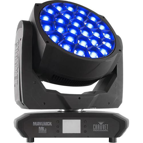 CHAUVET PROFESSIONAL Maverick MK3 Wash RGBW LED Light Fixture
