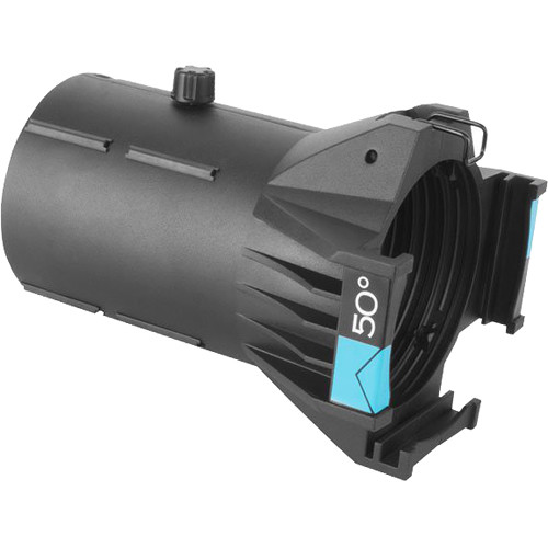 CHAUVET PROFESSIONAL HD Lens Tube for Ovation Ellipsoidals (Black, 50-Degree)