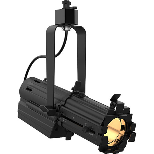 CHAUVET PROFESSIONAL Ovation ETD-40WW:Engine,19-36Deg Zoom Lens,Gel Frame,Fixed Power Cord With Track Adaptor.for TRCK Ty