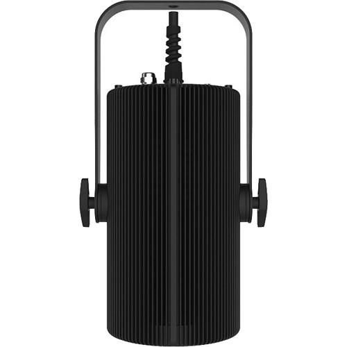 CHAUVET PROFESSIONAL Ovtn H265WW Black,4.5m PwrCrd,Lens Plates,Egg Crate Louvre,Cntrl 5P and Terminal.Block DMX/RDM,WDMX