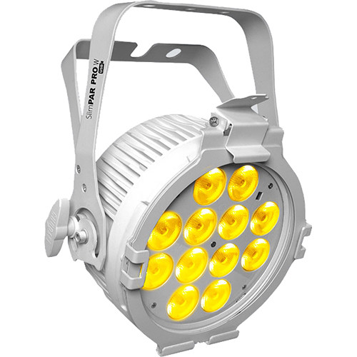CHAUVET DJ SlimPAR Pro W USB Variable White LED Wash Light (White)