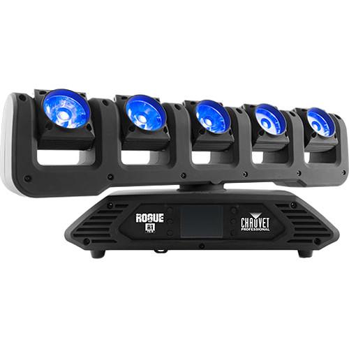 CHAUVET PROFESSIONAL Rogue R1 FX-B Multi-Beam Moving Head LED Light