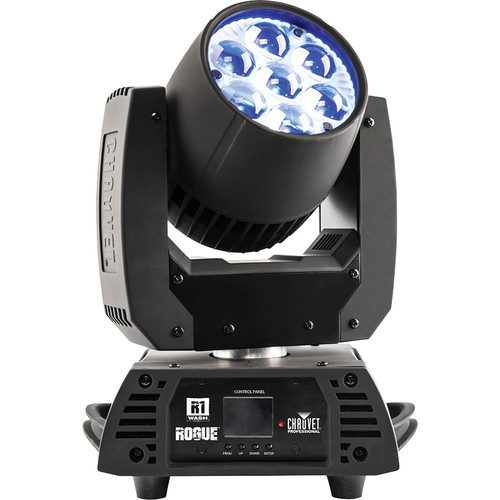 CHAUVET PROFESSIONAL Rogue R1 Wash RGBW LED Moving Head Wash Light