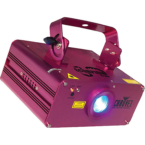 CHAUVET PROFESSIONAL Scorpion Burst GB Scan Graphic Laser