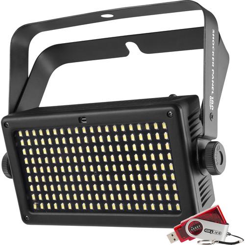 CHAUVET Shocker Panel 180 USB LED Strobe Light
