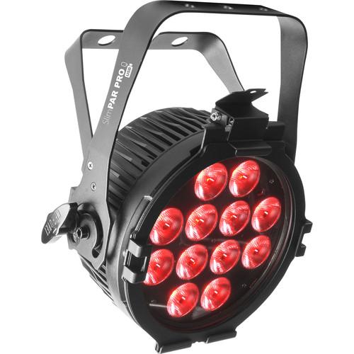 CHAUVET DJ SlimPAR Pro Q USB Low-Profile RGBA LED Wash Light