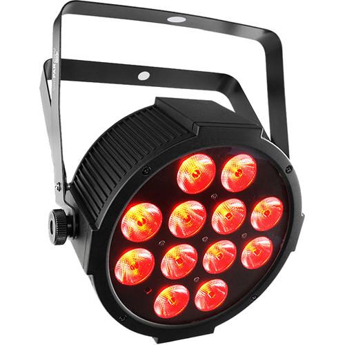 CHAUVET DJ SlimPAR QUV12 USB - Wireless DMX RGB+UV LED Wash Light