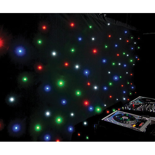 CHAUVET SparkleDrape LED Backdrop