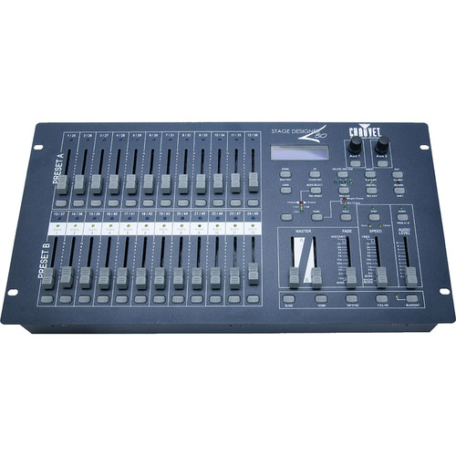 CHAUVET DJ Stage Designer 50 24-Channel Dimming Console