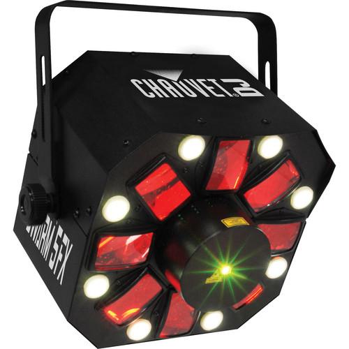 CHAUVET Swarm 5 FX DJ Light with Power Cord