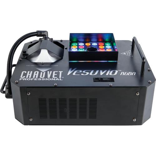 CHAUVET PROFESSIONAL Vesuvio RGBA with powerCON Power Cord